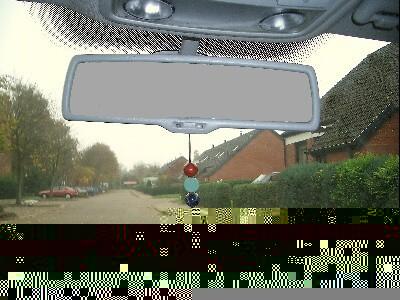 Autofahrer Schutzsteine